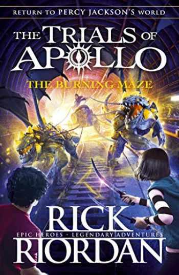 9780141364018-0141364017-The Burning Maze (The Trials of Apollo Book 3)