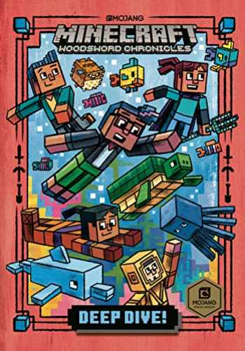 9781984850515-1984850512-Deep Dive! (Minecraft Woodsword Chronicles #3) (A Stepping Stone Book(TM))