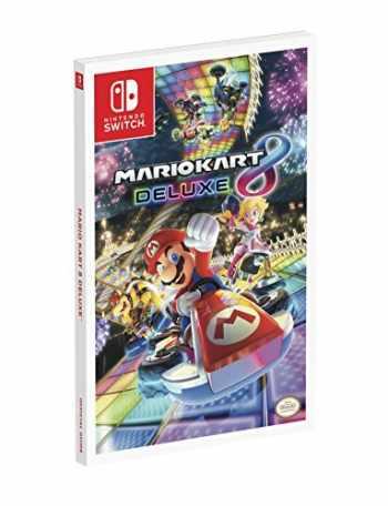 9780744018400-0744018404-Mario Kart 8 Deluxe: Prima Official Guide