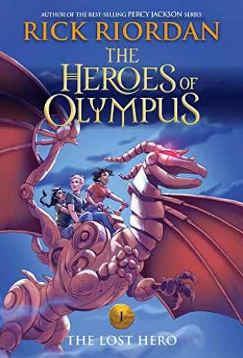 9781368051439-136805143X-The Heroes of Olympus, Book One The Lost Hero (new cover) (The Heroes of Olympus, 1)