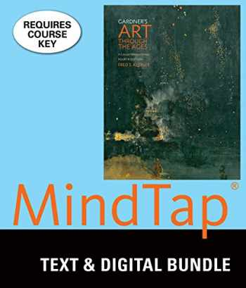 9781337148405-1337148407-Bundle: Gardner's Art through the Ages: A Concise History of Western Art, Loose-leaf Version, 4th + MindTap History, 1 term (6 months) Printed Access Card