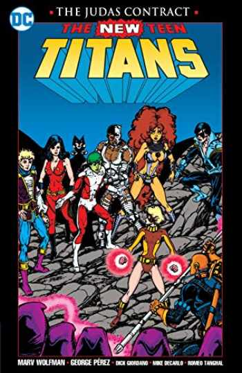 9781401276911-1401276911-New Teen Titans: The Judas Contract New Edition
