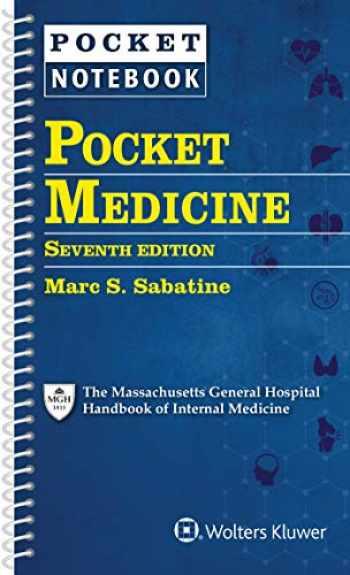 9781975142377-1975142373-Pocket Medicine: The Massachusetts General Hospital Handbook of Internal Medicine