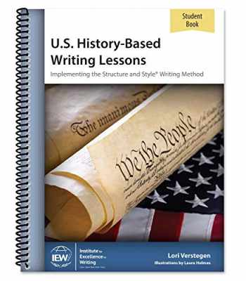 9781623413248-1623413249-U.S. History-Based Writing Lessons [Student Book only]
