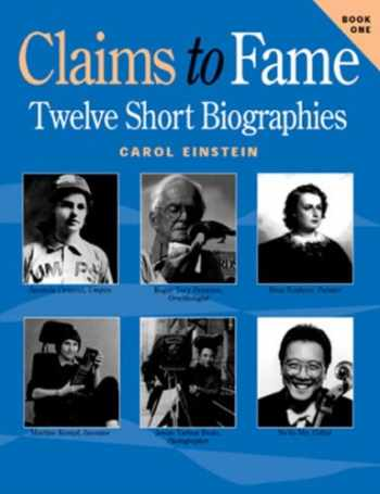 9780838823743-0838823742-Claims to Fame: Book 1
