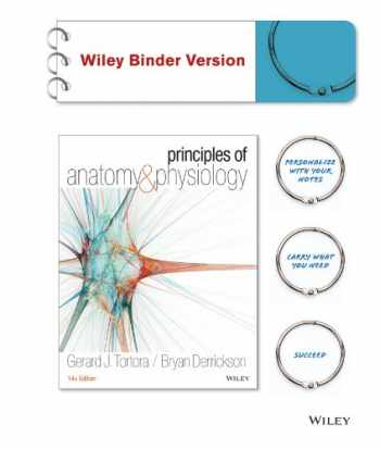 9781118892695-1118892690-Principles of Anatomy and Physiology 14e Binder Ready Version with Atlas of the Skeleton 3e Set