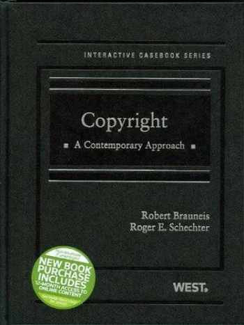 9780314153746-0314153748-Copyright (Interactive Casebook Series)