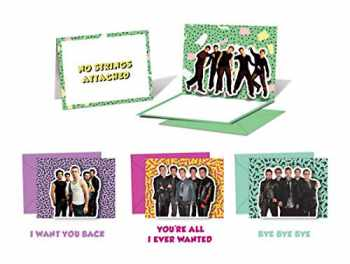 9780762466849-0762466847-*NSYNC Pop-Up Notecards: 10 Cards and Envelopes
