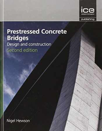 9780727741134-0727741136-Prestressed Concrete Bridges (Structures and Buildings)
