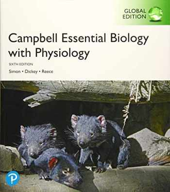 9781292307282-1292307285-Campbell Essential Biology with Physiology, Global Edition