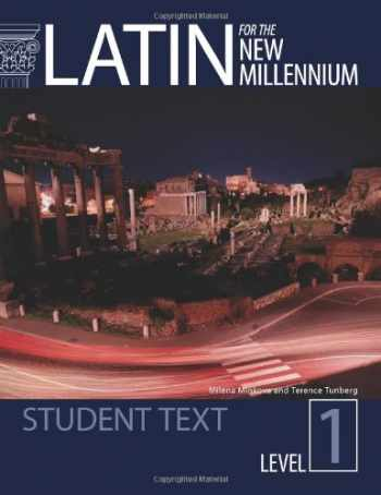 9780865165601-0865165602-Latin for the New Millennium: Student Text (Latin Edition) (Latin and English Edition)