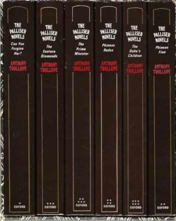 9780192811493-0192811495-The Palliser Novels (Six Volumes in 1 slipcase)