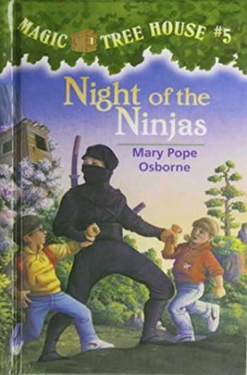 9781439589250-1439589259-Night of the Ninjas (Magic Tree House)