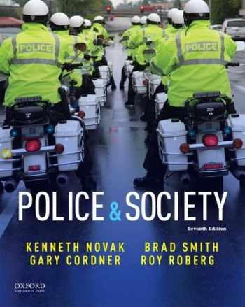 9780190639211-0190639210-Police & Society