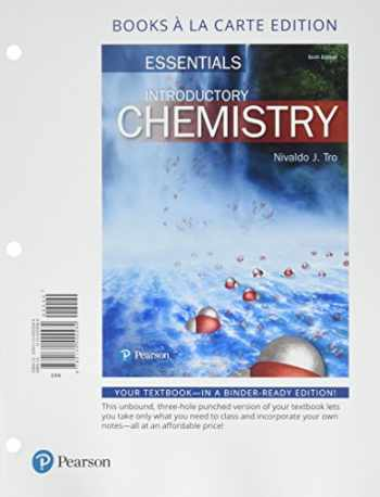 9780134558691-0134558693-Introductory Chemistry Essentials, Books a la Carte Plus Mastering Chemistry with Pearson eText -- Access Card Package (6th Edition)