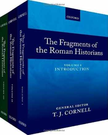 9780199277056-0199277052-The Fragments of the Roman Historians