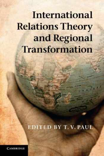 9781107604551-1107604559-International Relations Theory and Regional Transformation