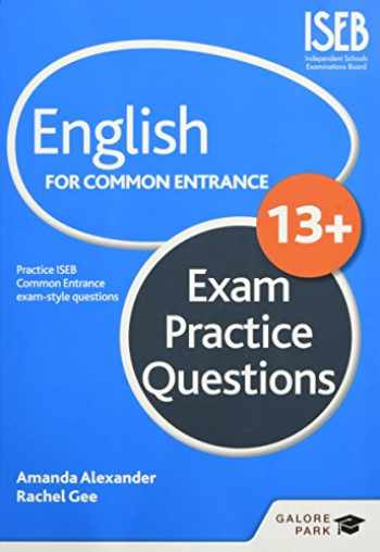9781471868962-1471868966-English for Common Entrance at 13+ Exam Practice Questions