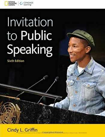 9781305948181-1305948181-Invitation to Public Speaking - National Geographic Edition, Loose-Leaf Version