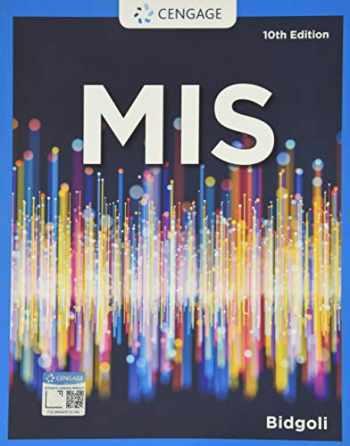 9780357418697-0357418697-MIS (MindTap Course List)