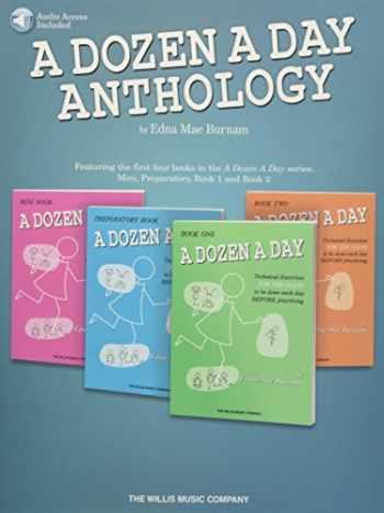 9781495061165-1495061167-A Dozen A Day Anthology (PIANO)