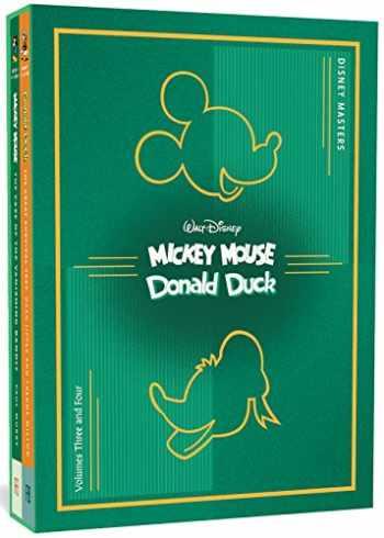 9781683961529-1683961528-Disney Masters Collector's Box Set #2 (Vol. 3 & 4) (Walt Disney's Mickey Mouse) (The Disney Masters Collection)