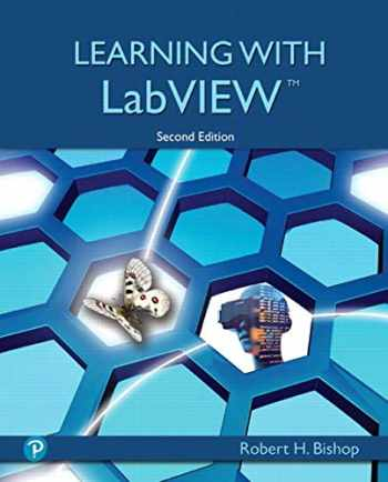 9780135825754-013582575X-Pearson eText for Learning with LabVIEW -- Access Card