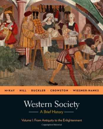 9780312683009-0312683006-Western Society: A Brief History, Volume 1: From Antiquity to Enlightenment