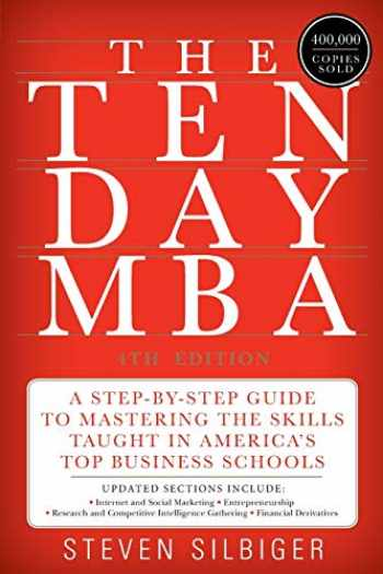 9780062199577-0062199579-Ten-Day MBA 4th Ed., The