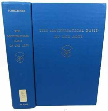 9780306707810-0306707810-Mathematical Basis Of The Arts (Da Capo Press music reprint series)
