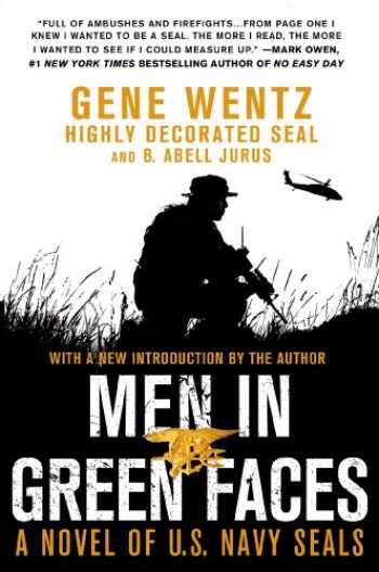 9781250036223-1250036224-Men in Green Faces: A Novel of U.S. Navy SEALs