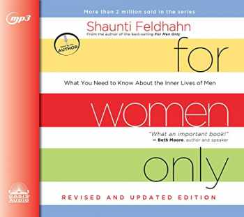 9781613757857-1613757859-For Women Only, Revised and Updated Edition: What You Need to Know About the Inner Lives of Men