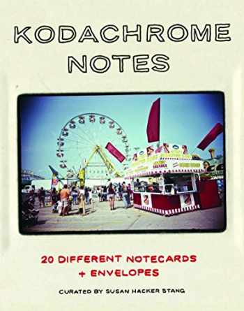9781452110967-1452110964-Kodachrome Notes: 20 Different Notecards + Envelopes (Retro Photography Gift, Blank Stationery Set)