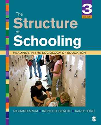 9781452205427-1452205426-The Structure of Schooling: Readings in the Sociology of Education