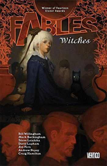 9781401228804-1401228801-Fables Vol. 14: Witches