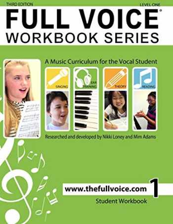 9781897539132-1897539134-FULL VOICE WORKBOOK - Level One