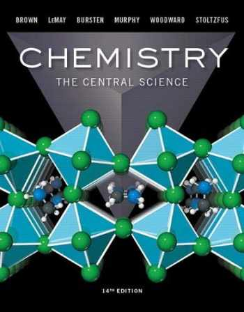 9780134414232-0134414233-Chemistry: The Central Science (MasteringChemistry)