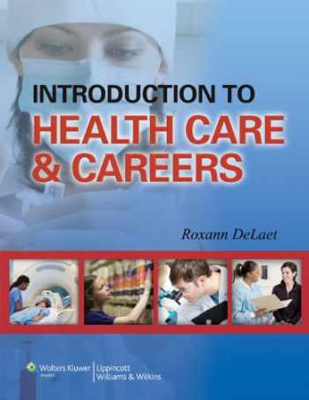 9781582559001-1582559007-Introduction to Health Care  &  Careers