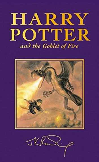 9780747549710-0747549710-Harry Potter and the Goblet of Fire