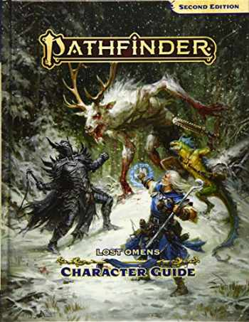 9781640781931-1640781935-Pathfinder Lost Omens Character Guide [P2]