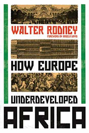 9781788731188-1788731182-How Europe Underdeveloped Africa