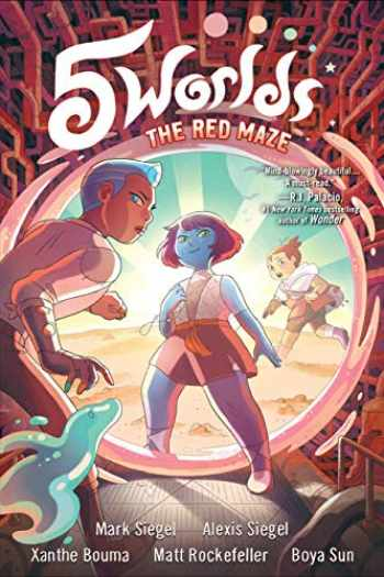 9781101935927-1101935928-5 Worlds Book 3: The Red Maze
