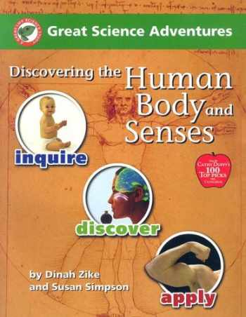 9781929683147-1929683146-Great Science Adventures Discovering the Human Body And Senses