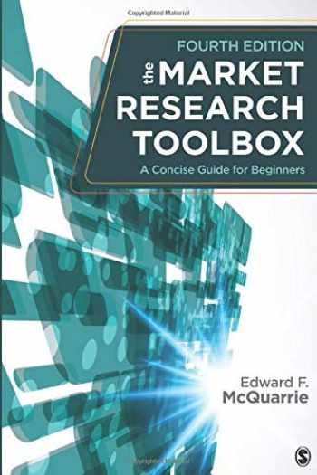 9781452291581-1452291586-The Market Research Toolbox: A Concise Guide for Beginners