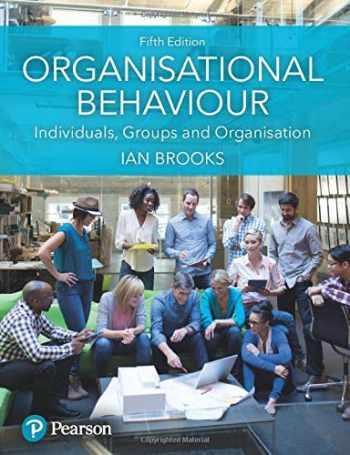 9781292200682-1292200685-Organisational Behaviour