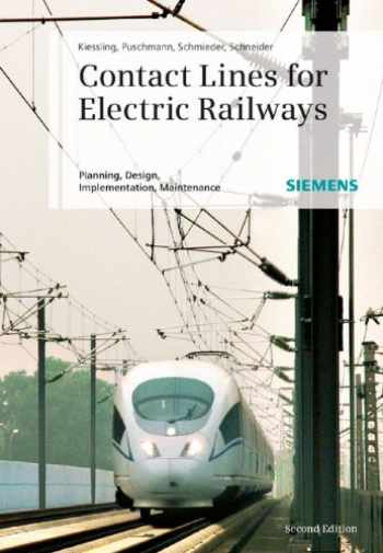 9783895783227-3895783226-Contact Lines for Electric Railways: Planning, Design, Implementation, Maintenance