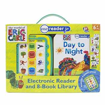 9781503706989-1503706982-World of Eric Carle, Me Reader Junior 8 Book Library - PI Kids (Me Reader Jr)