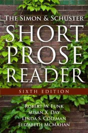 9780205825998-0205825990-Simon and Schuster Short Prose Reader, The
