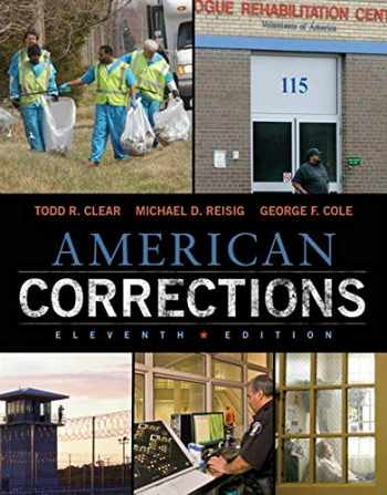 9781305093300-1305093305-American Corrections