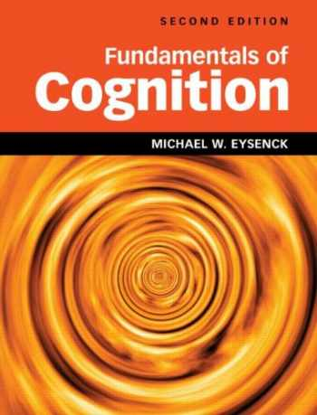 9781848720718-1848720718-Fundamentals of Cognition 2nd Edition